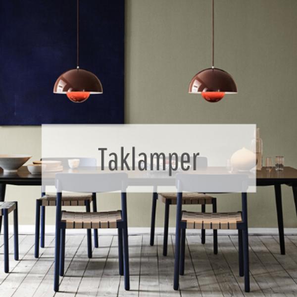 taklamper pendler louis poulsen northern andtradition vipp belysning lampe