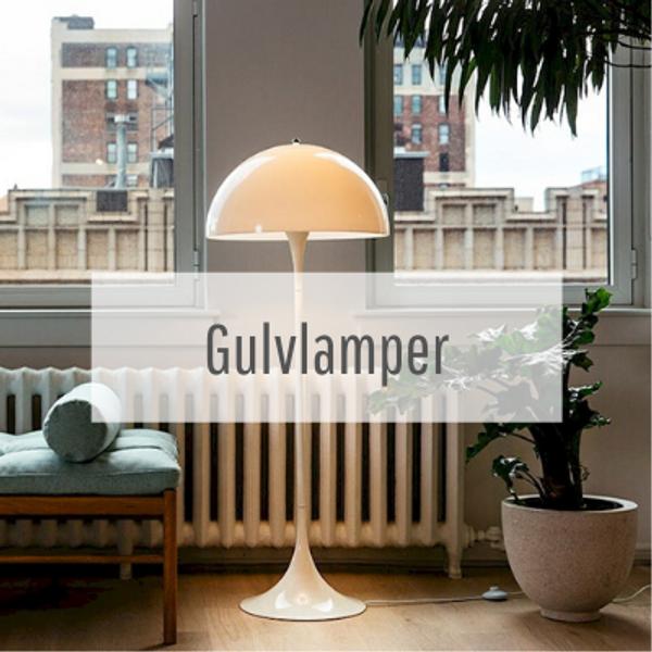 gulvlampe floorlamp lampe belysning louis poulsen northern andtradition vipp secto design