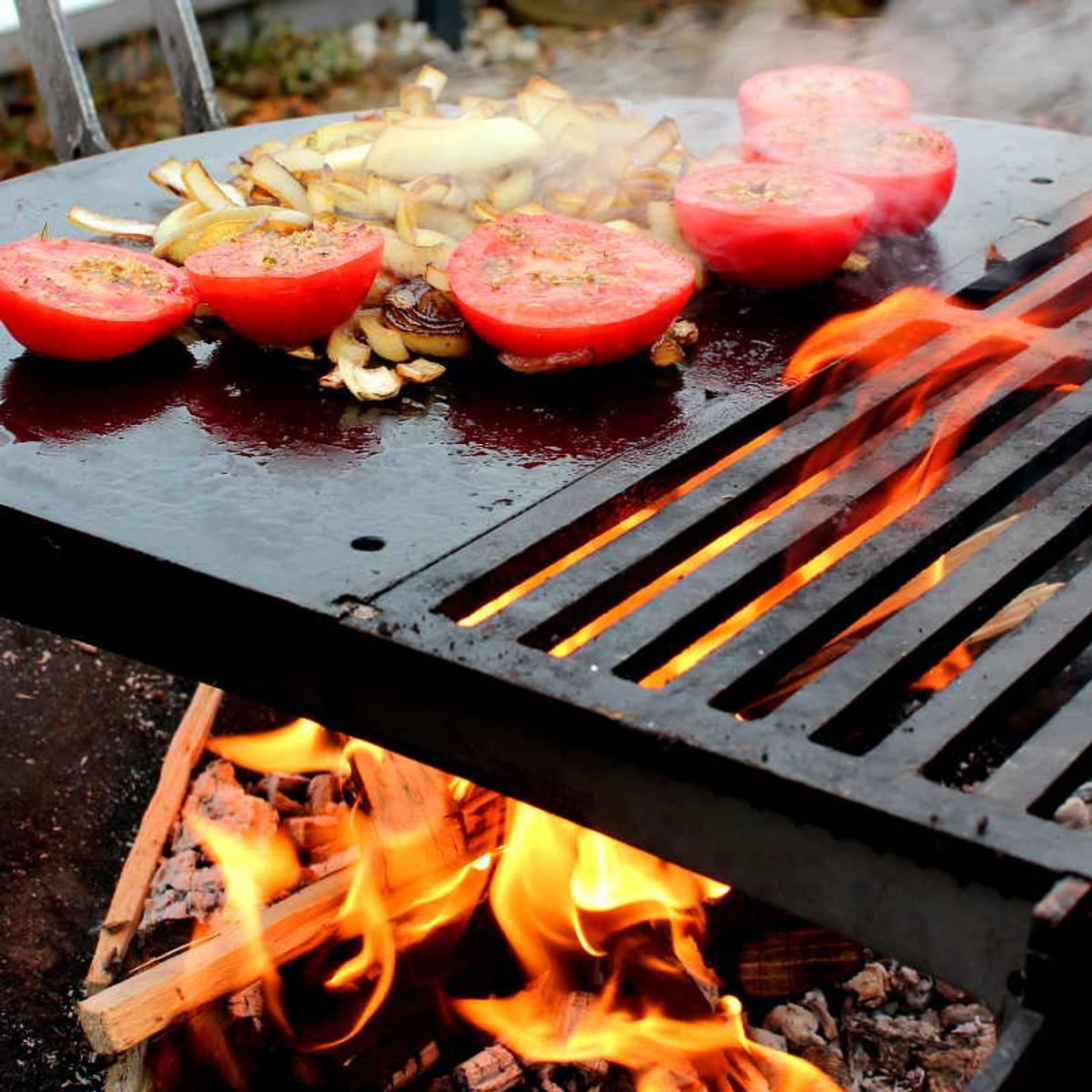 Barramudi BBQ Grill