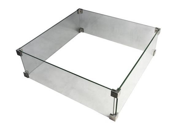 Bilde av Vindskjerming - firkantet