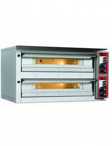 Bilde av Pizzaovn Elektrisk 2 etg. (Made in Italy)