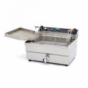 Bilde av Fiske frityr (1 * 30 Liter) Elektrisk - Med Kran