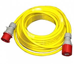 Bilde av 32A 400V 25m - PUR-kabel