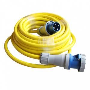Bilde av 63A 230V 10m - PUR-kabel