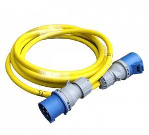 Bilde av 32A 230V 10m - PUR-kabel