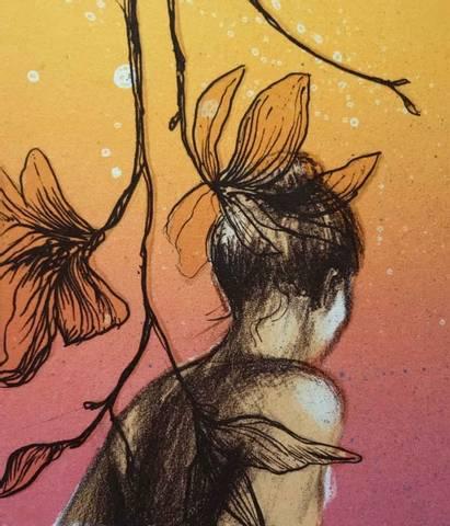 Bilde av Botanisk drøm av Gro Mukta Holter