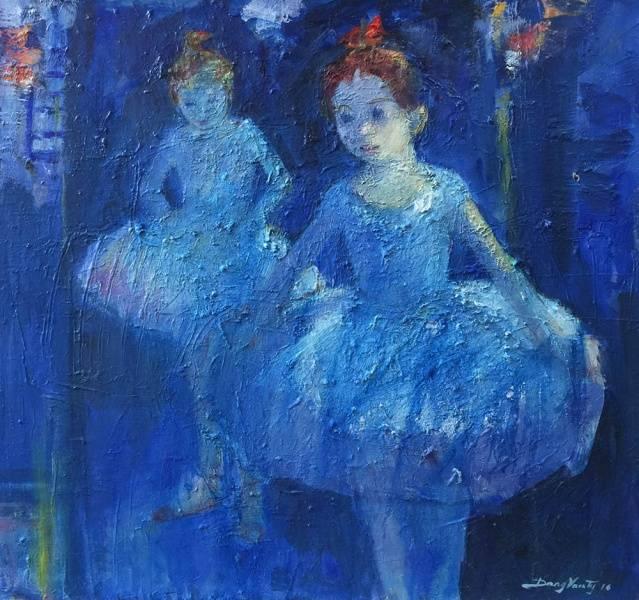 Dansetimen av Dang Van Ty