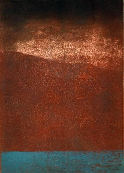 Hardt vær III / III av Ole Rosèn
