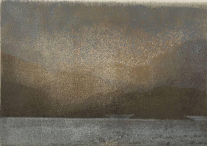 Kyst (mørk) av Ole Rosèn