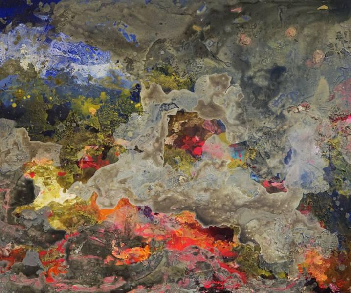 Kamuflert i røyk av Henriette Emilie Finne