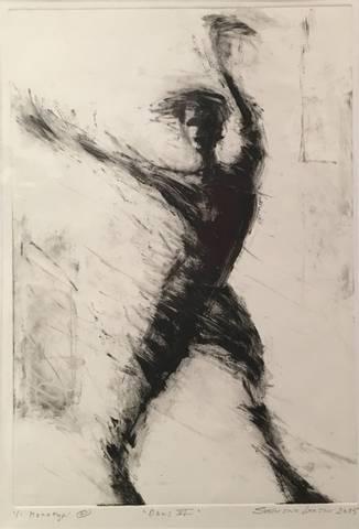 Bilde av Dans VI av Svein Erik Larsen