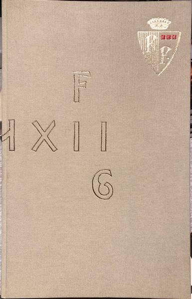 Fiigenschous Kodex av Jan Terje Rafdal