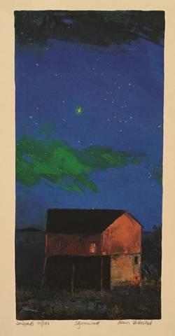 Bilde av Stjernenatt av Gunn Vottestad