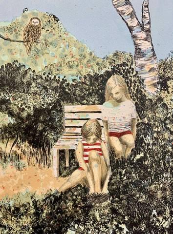 Bilde av Små hemmeligheter II av Line Schjølberg