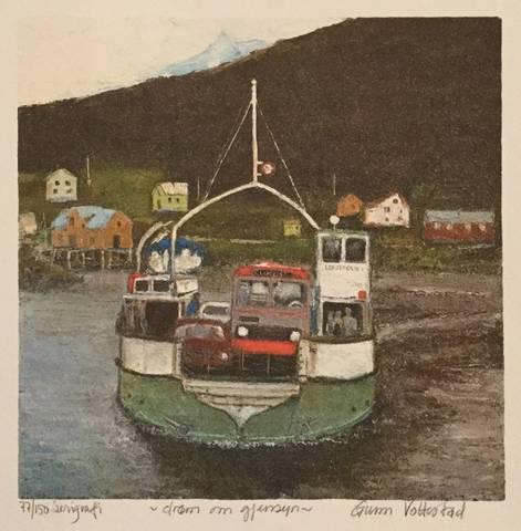 Bilde av Drøm om gjensyn av Gunn Vottestad