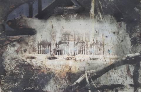 Bilde av Drømmenes bord av Elisabeth Werp