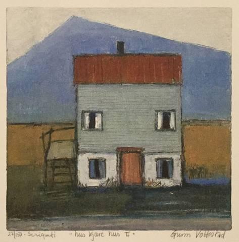 Bilde av Hus kjære hus II av Gunn Vottestad