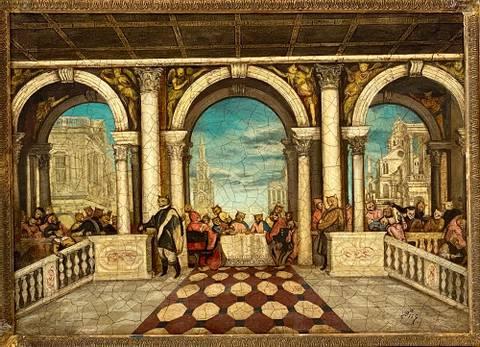 Bilde av Intermezzo i Rædsagen mod G. Sandcassé av Jan Terje Rafdal