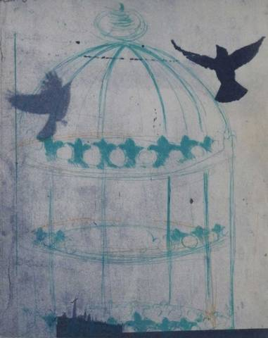 Bilde av Fly avgårde av Ellen Edminson