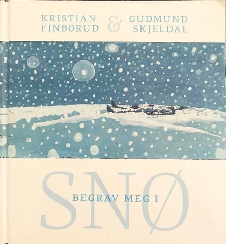 Bilde av Snø, bok illustrert av Kristian Finborud