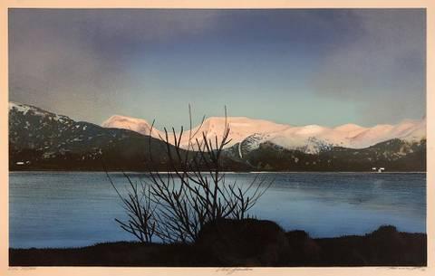 Bilde av Ved fjorden av Jøran Flo