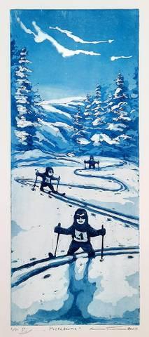 Bilde av Påskebarna av Kristian Finborud