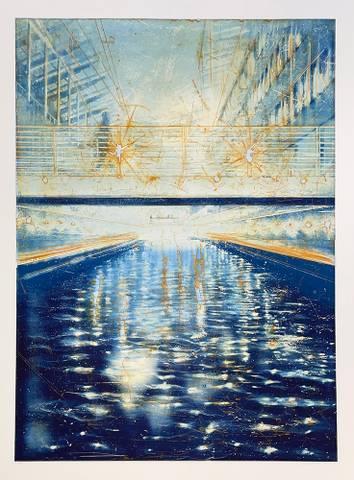 Bilde av Crossing (stort) av Frank Brunner