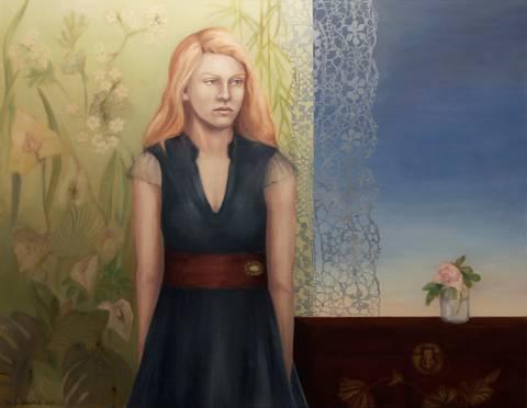 Bilde av Dreams you left behind av Mona Skjønhaug