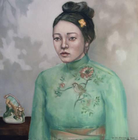 Bilde av Arv av Mona Skjønhaug