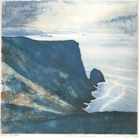 Bilde av Vest i havet av Jøran Flo