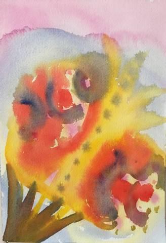 Bilde av Blomst av Elisabet Norseng