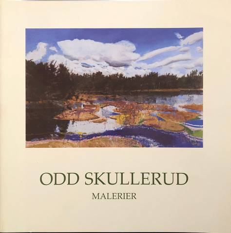 Bilde av Katalog: Odd Skullerud (gul)