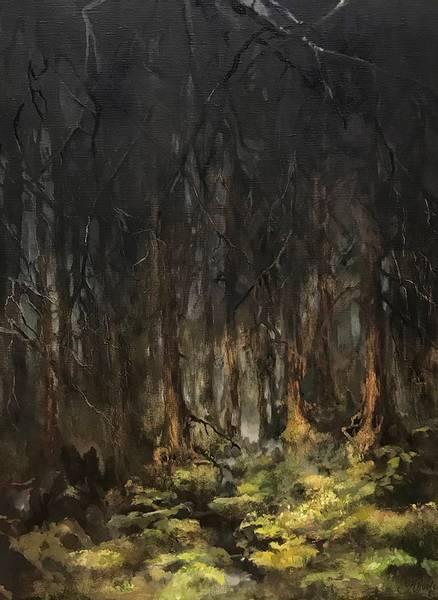 I skogen et sted av Hilde Grønstad Sunde