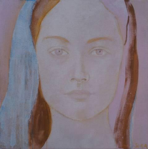 Bilde av Girl II av June Sira