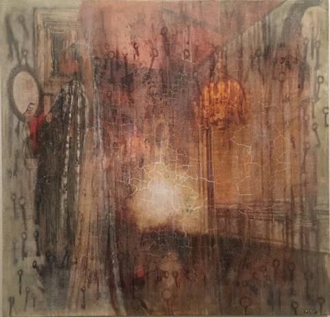 Bilde av Som i et speil, som i en gåte II av Elisabeth Bj Werp