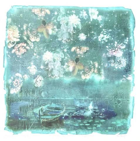 Bilde av Vår - En ny reise. are ved begynnelsen av Elisabeth Werp