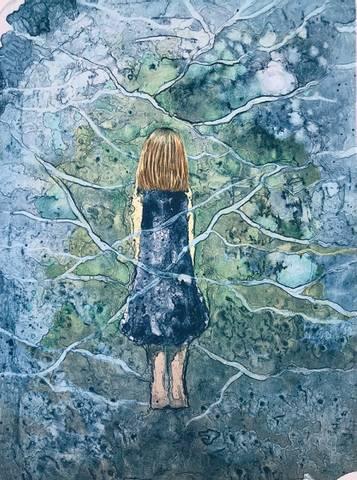 Bilde av Hagens hemmelighet av Line Schjølberg