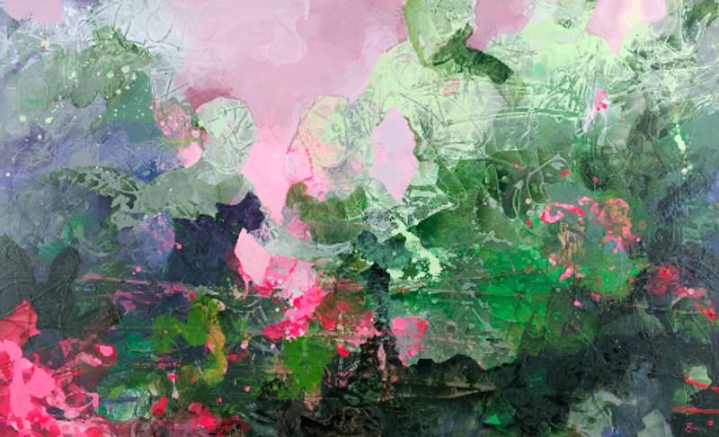 Green av Henriette Emilie Finne