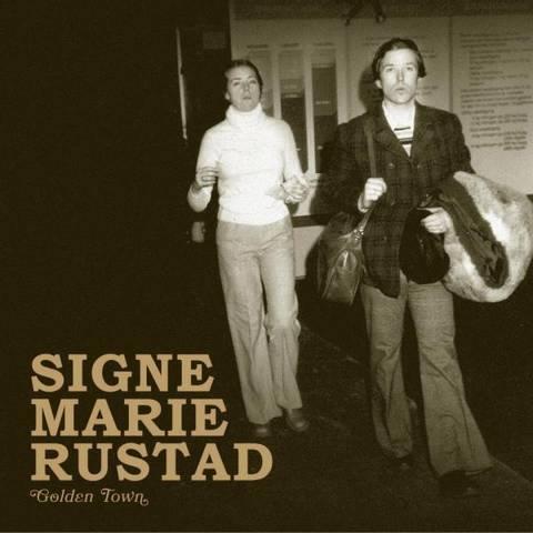 Bilde av Golden Town- CD av Signe Marie Rustad