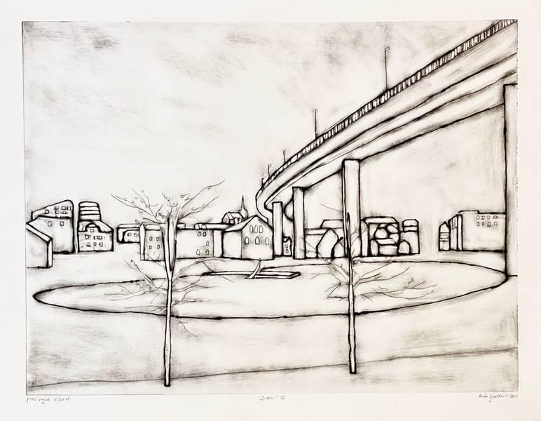 Broen II av Anita Tjemsland