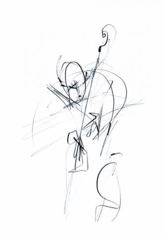Bilde av Jazz man av Ingri Egeberg