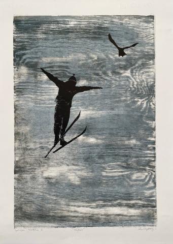 Bilde av Våghals (variant) av Line Schjølberg