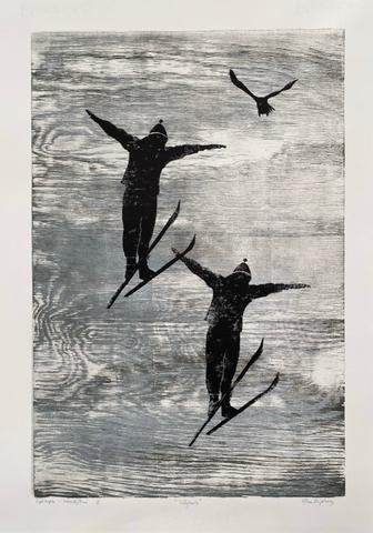 Bilde av Våghals (variant 2) av Line Schjølberg