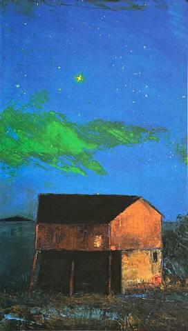 Bilde av Stjernenatt, variant av Gunn Vottestad