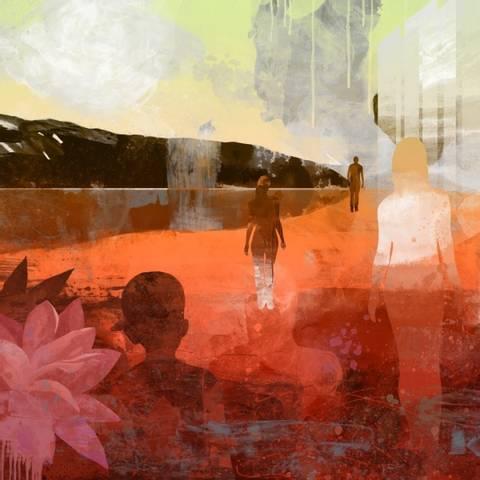 Bilde av DNA av Rino Larsen