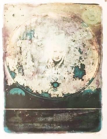 Bilde av Drømmen bak tårene av Elisabeth Werp