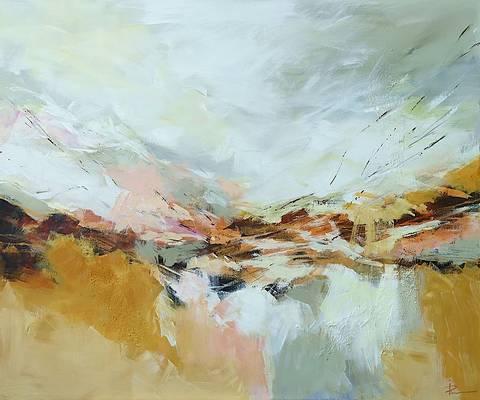 Bilde av Landscape 7 av Ira Ivanova