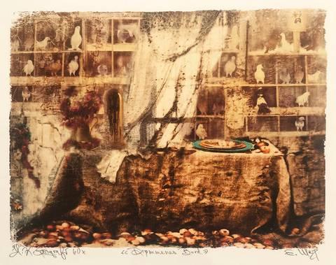 Bilde av Drømmenes bord (ny) av Elisabeth Werp