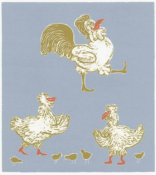 Hanefar / hønsene av Eli Hovdenak