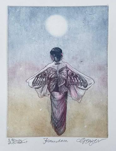 Bilde av Kimono drøm av Gro Mukta Holter